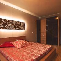 1-комнатная квартира, этаж 4/16, 54 м²