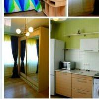 1-комнатная квартира, этаж 4/7, 40 м²