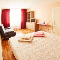 1-комнатная квартира, этаж 4/14, 50 м²