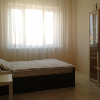 1-комнатная квартира, этаж 17/17, 45 м²