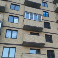 Краснодар — 1-комн. квартира, 26 м² – Бородинская 150 корпус (26 м²) — Фото 6