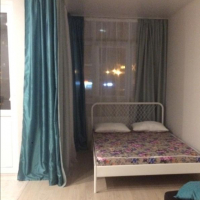 1-комнатная квартира, этаж 2/17, 34 м²