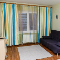 1-комнатная квартира, этаж 2/9, 43 м²