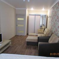 1-комнатная квартира, этаж 6/24, 43 м²