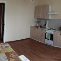 1-комнатная квартира, этаж 2/6, 45 м²