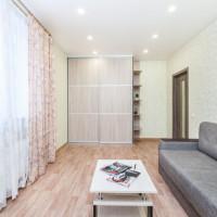 1-комнатная квартира, этаж 20/20, 42 м²