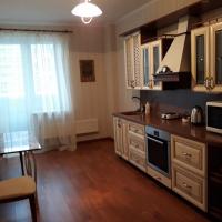 1-комнатная квартира, этаж 19/25, 55 м²