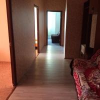 3-комнатная квартира, этаж 5/25, 90 м²