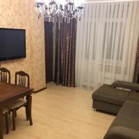 3-комнатная квартира, этаж 9/16, 80 м²