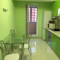 2-комнатная квартира, этаж 9/12, 80 м²