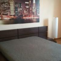 1-комнатная квартира, этаж 2/9, 46 м²