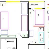 Курган — 2-комн. квартира, 35 м² – Заозёрный 6 микрарайон дом, 30 (35 м²) — Фото 3