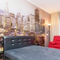 1-комнатная квартира, этаж 5/12, 45 м²