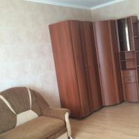 1-комнатная квартира, этаж 4/12, 43 м²