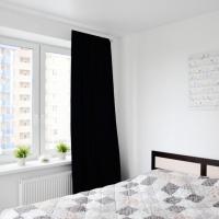 2-комнатная квартира, этаж 4/25, 45 м²