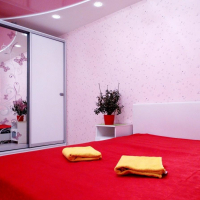 1-комнатная квартира, этаж 17/25, 55 м²