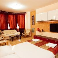 1-комнатная квартира, этаж 9/15, 46 м²