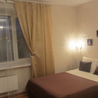 1-комнатная квартира, этаж 2/16, 52 м²
