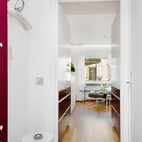 1-комнатная квартира, этаж 1/9, 13 м²