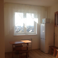 1-комнатная квартира, этаж 6/25, 46 м²