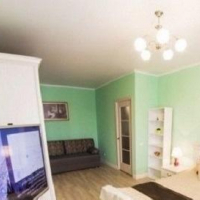 1-комнатная квартира, этаж 4/18, 43 м²