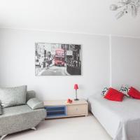 1-комнатная квартира, этаж 6/19, 45 м²