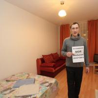 1-комнатная квартира, этаж 1/20, 38 м²