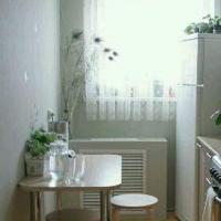 1-комнатная квартира, этаж 5/5, 33 м²