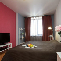 1-комнатная квартира, этаж 18/19, 45 м²