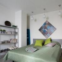 1-комнатная квартира, этаж 15/18, 50 м²