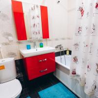 1-комнатная квартира, этаж 9/19, 57 м²