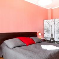 1-комнатная квартира, этаж 3/25, 45 м²