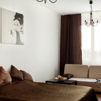 1-комнатная квартира, этаж 3/22, 50 м²