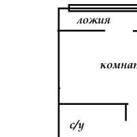 Владивосток — 1-комн. квартира, 16 м² – Улица Слуцкого, 16/2 (16 м²) — Фото 12