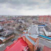 Томск — 1-комн. квартира, 48 м² – Переулок Базарный, 5 (48 м²) — Фото 12