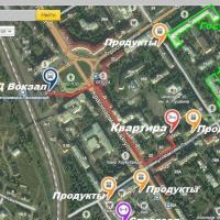 Петрозаводск — 2-комн. квартира, 45 м² – Максима Горького, 18 (45 м²) — Фото 4
