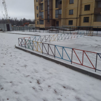 ЖК Мичуринский (30.12.2019)