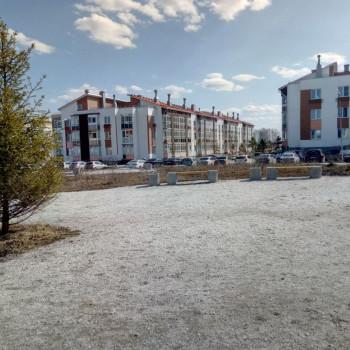 ЖК Мичуринский (22.04.2020)